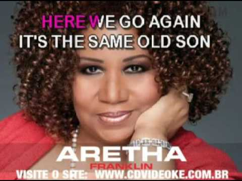 Aretha Franklin   Here We Go Again