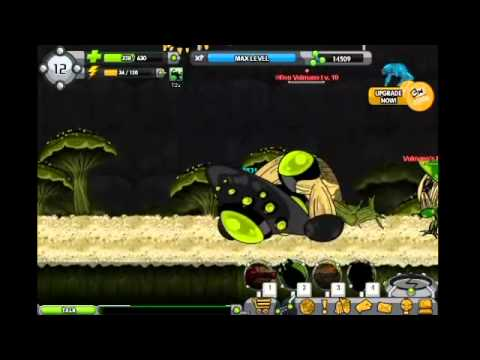 Ben 10 Omniverse rise of heroes - Don Vulmano Lv.10