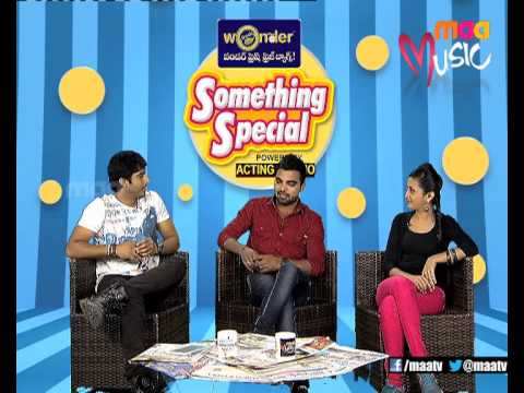 Something Special with Anchor Pradeep