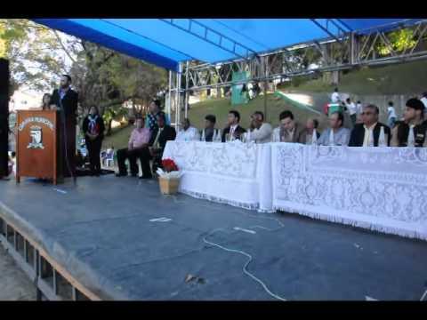 Deputado Ulysses Inauguração 1ª etapa Parque das Águas Cambuquira 08.07