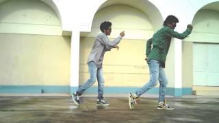 Skrillex - Breakin' a Sweat ft.The Doors   Dubstep Dance   Romeo n' Rajesh Choreography