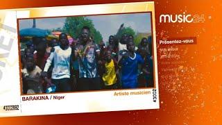 AFRICA24- MUSIC 24 - Niger : BARAKINA, Artiste musicien