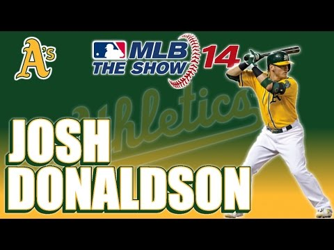 MLB 14 The Show Player Lock: Ep.34 Josh Donaldson