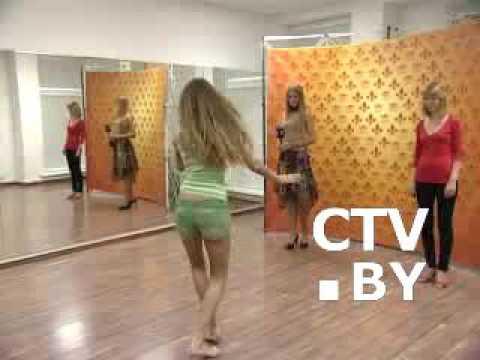 Мисс Минск - 2009. Кастинг.  Балерина.