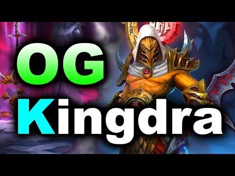 OG vs Kingdra - EU GRAND FINAL - EPICENTER XL 2018 Major DOTA 2