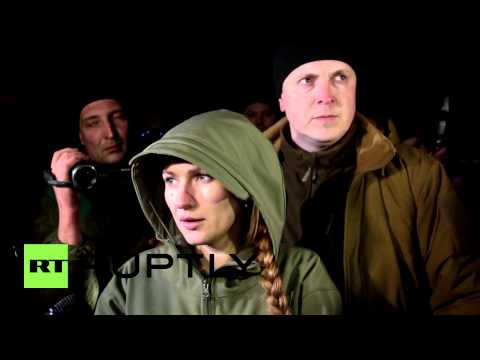 Ukraine: Mass POW exchange in Lugansk as Minsk guidelines actioned