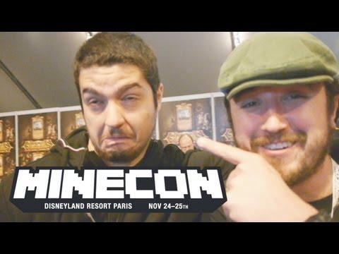 EP 13. Viagem épica: Fim da Minecon!