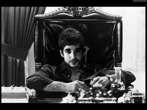 Tony Montana - Money, Power, Women