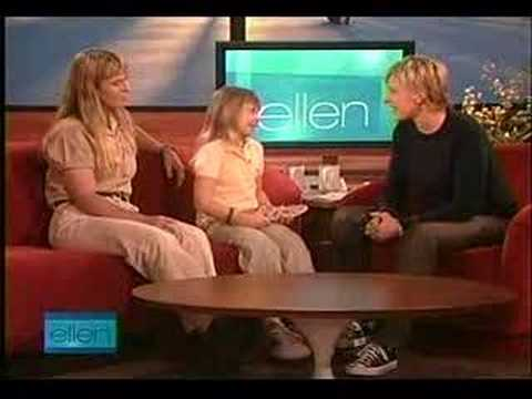 Bindi Irwin ellen interview - part 2