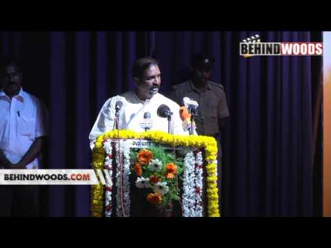 KAMAL HASSAN & RAJINIKANTH @ P  CHIDAMBARAM BOOK LAUNCH PART  3
