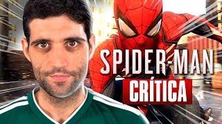 Minhas CRITICAS a Spider-Man de PS4