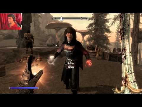 The Elder Scrolls V: Skyrim ( Jugando ) ( Temp 3 ) ( Parte 5 ) En Espaol por Vardoc