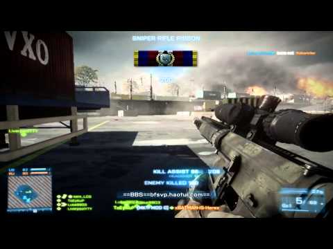 Battlefield 3 Montage By UncleT #1