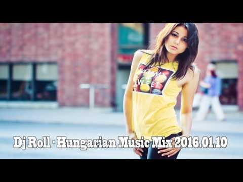 Dj Roll - Hungarian Music Mix 2016.01.10