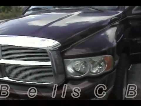 2004 Dodge Ram CB Radio Install