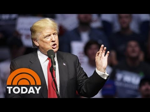 Donald Trump Doubles Down On Hillary Clinton 'Playing The Woman Card' (Full Interview) | TODAY