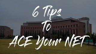 6 tips to ACE your NET (NUST Entrance Test)