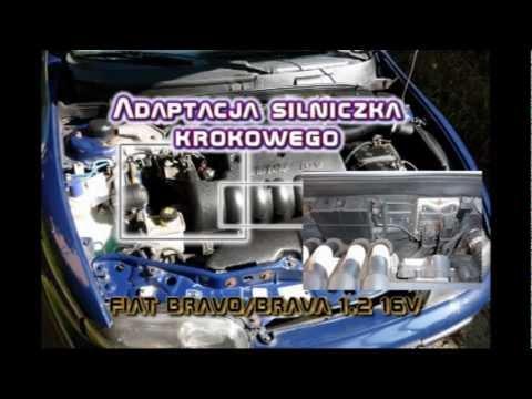 FIAT BRAVA 1.2 16V  FiatECUScan stepper motor adaptation