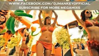 ♬ Dj-Mankey Mix Ibiza Pool Party House & Electro Top Hits 2018 VideoMix ♬