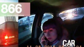 Car Crashes Compilation 866 - January 2017