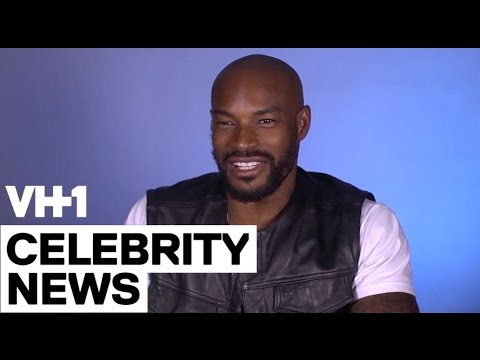 Tyson Beckford On What It's Like As A Male Model