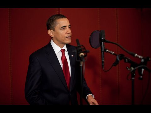 Behind the Scenes: President Obama & Disney s Hall of Presidents