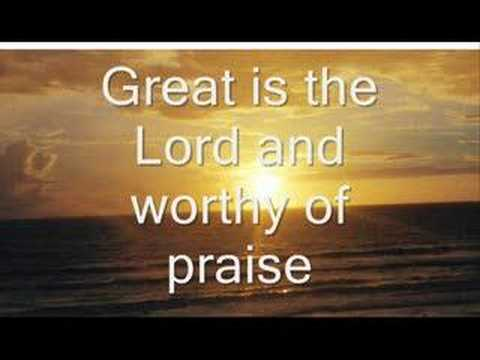Michael W Smith - Great Is The Lord