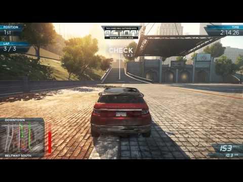 Range Rover Evoque - Gameplay na GT430