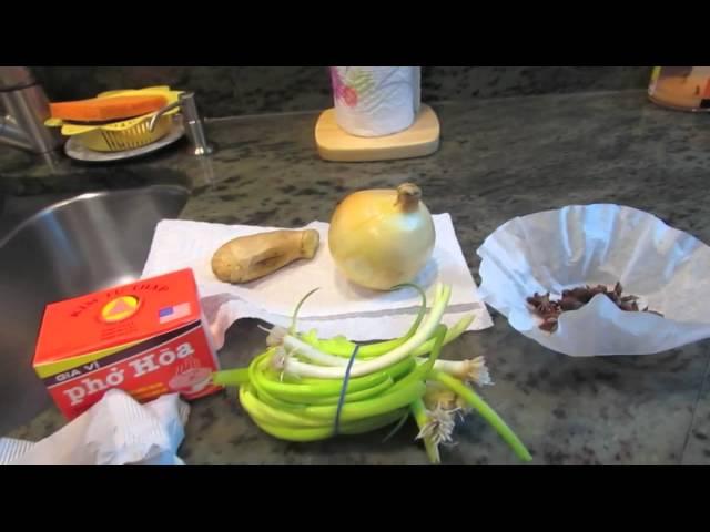 Homemade Pho Recipe! Vietnamese Beef Noodle Soup