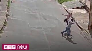 Nữ sinh Brazil tay không đánh cướp có vũ trang | VTC9