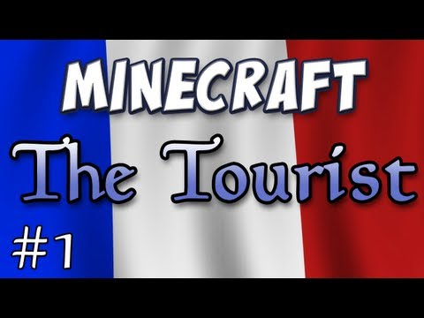 Minecraft - The Tourist - Part 1, The Basilica Music Videos