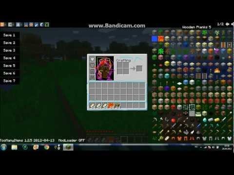 Mod Installer Minecraft 1.2.5