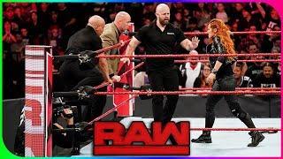 BECKY LYNCH SUSPENDUE ! WWE RAW 4 FEVRIER 2019 Résultats et Résumé