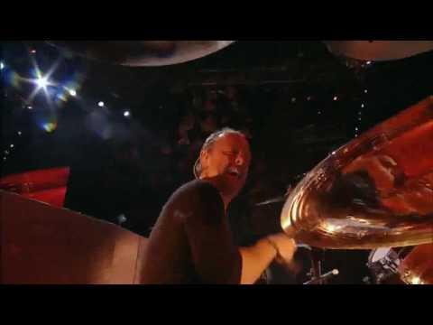 Metallica - Ride The Lightning (Live @ Mexico, 2009)