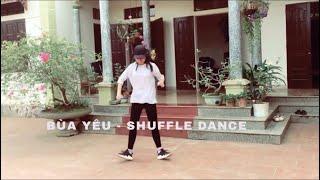 [ SHUFFLE DANCE ] Bùa Yêu - Yến Cua nhảy shuffle dance bài BÙA YÊU ( sonbeatmix)