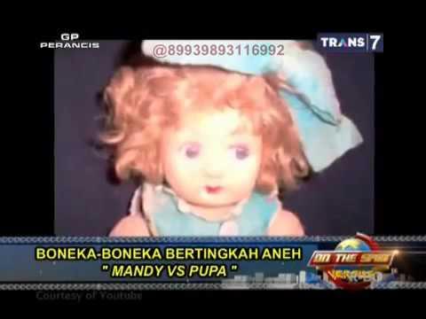 On The Spot - BONEKA BONEKA MENYERAMKAN