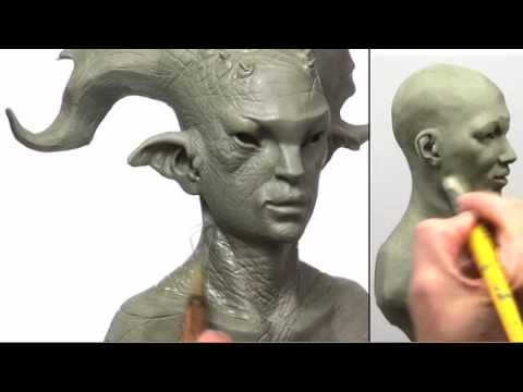 Sculpting Expressions with John Brown
