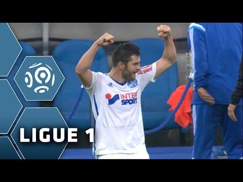 Olympique de Marseille - Girondins de Bordeaux a la loupe 14ème journée de Ligue 1 / 2014-15
