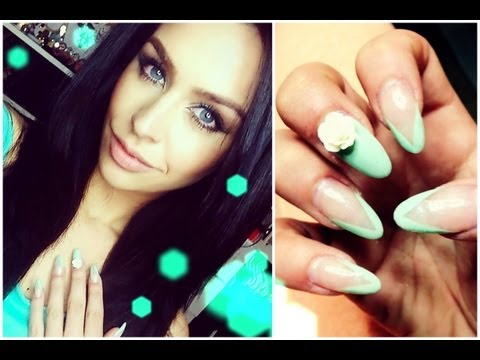 Mint Tips: My First Nail Tutorial! video