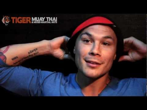 Keeping the Faith: Roger Huerta at Tiger Muay Thai and MMA Training Camp Image 1