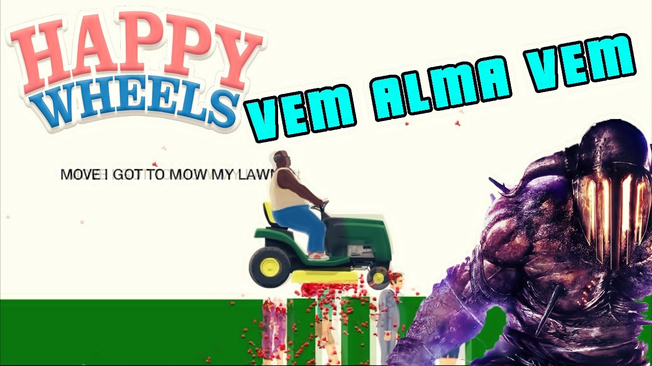 happy wheels 23