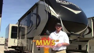 New 2016 Grand Design Solitude 300GK Fifth Wheel RV - Holiday World of Houston & Las Cruces