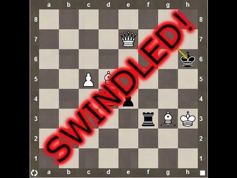 Chess Swindles #1 - Gary Kasparov vs. Neil McDonald