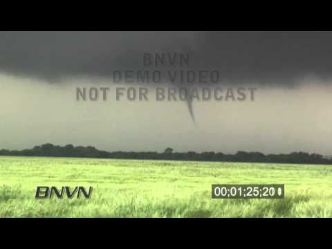 5/10/2010 Wakita, OK Tornado video