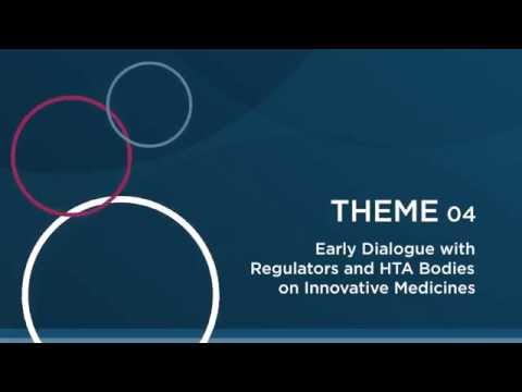 DIA EuroMeeting 2015 Theme 4: Early Dialogue with Regulators and HTA Bodies on Innovative Medicines