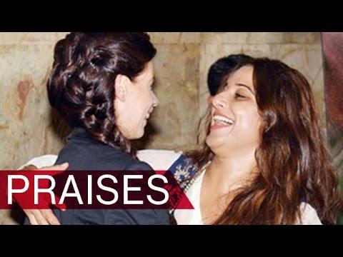 Vidya Balan praises Kalki Koechlin | Bollywood News