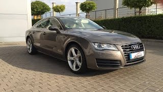 2010 but still great looking... Audi A7 3.0 TDI Quattro Review in depth interior exterior