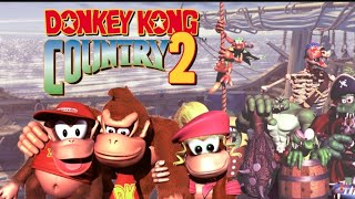Donkey Kong Country 2 : Loving The Hive Levels ( Darkside Stream )