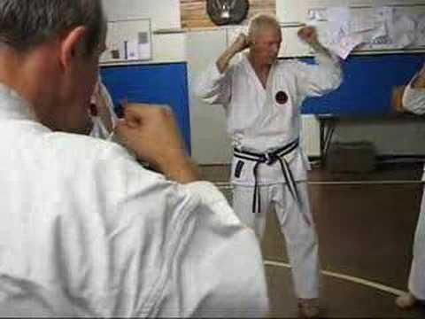 #2 Okinawan karate  Traditional Okinawan Goju-Ryu Karate training Image 1