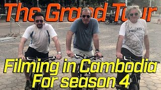 The Grand Tour Filming in Cambodia for season 4